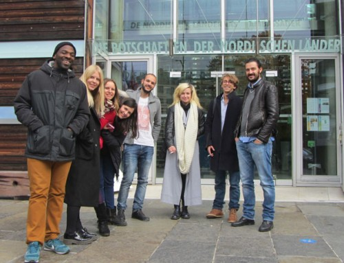 SERIAL EYES AT PRIX EUROPA MASTERCLASS ON NORDIC STORYTELLING