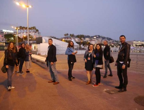 Serial Eyes at MIPTV in Cannes